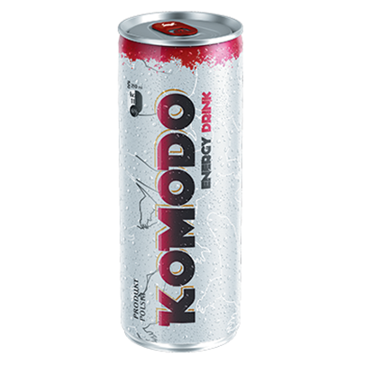 Obrazek Komodo energy drink 250ml