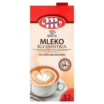 Obrazek Mlekovita Horeca Line Mleko Kuchmistrza 3,2% 1 l