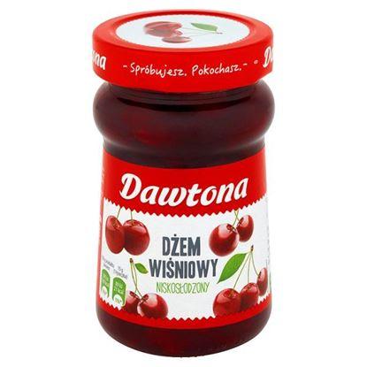 Obrazek Dawtona Dżem wiśniowy niskosłodzony 280 g