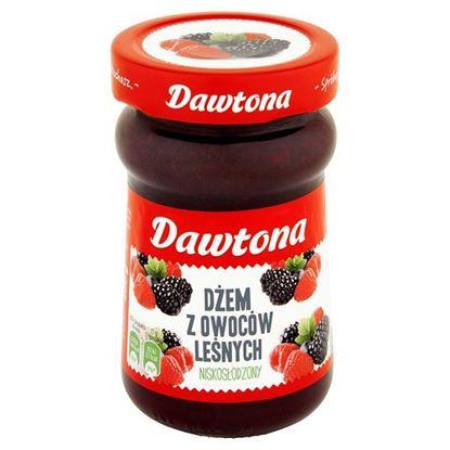 Obrazek Dawtona Dżem z owoców leśnych niskosłodzony 280 g