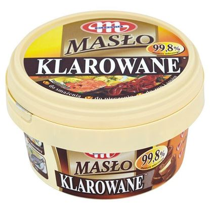 Obrazek Mlekovita Masło klarowane 250 g
