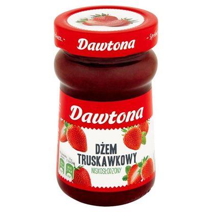 Obrazek Dawtona Dżem truskawkowy niskosłodzony 280 g