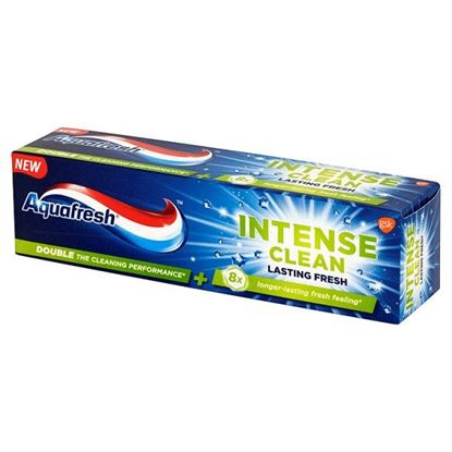 Obrazek Aquafresh Intense Clean Lasting Fresh Pasta do zębów 75 ml