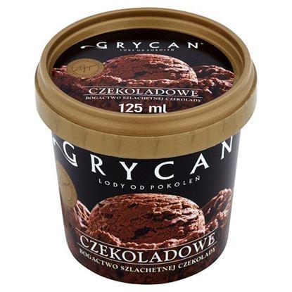 Obrazek Grycan Lody czekoladowe 125 ml