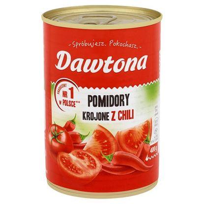 Obrazek Dawtona Pomidory krojone z chili 400 g