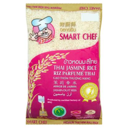 Obrazek Smart Chef Tajski ryż jaśminowy 1 kg