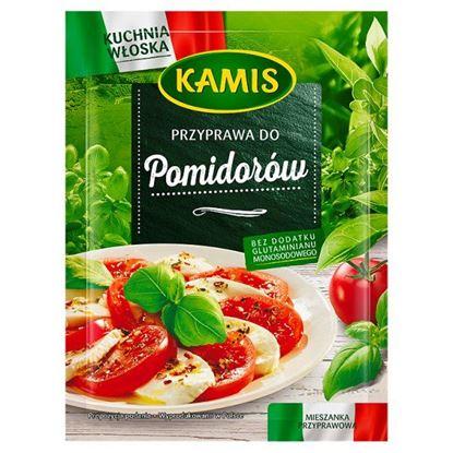 Obrazek Kamis Kuchnia włoska Przyprawa do pomidorów Mieszanka przyprawowa 15 g