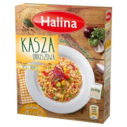 Obrazek Halina Kasza orkiszowa 200 g (2 torebki)
