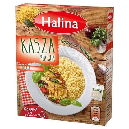 Obrazek Halina Kasza bulgur 200 g (2 torebki)