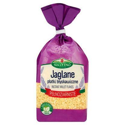 Obrazek Szczytno Premium Jaglane płatki błyskawiczne 400 g