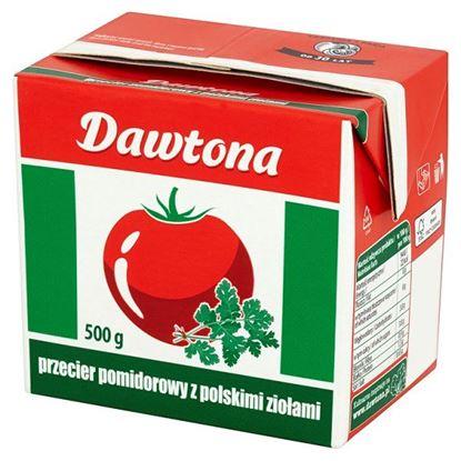 Obrazek Dawtona Przecier pomidorowy z polskimi ziołami 500 g
