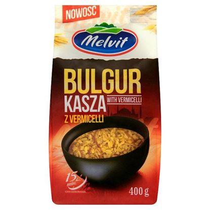 Obrazek Melvit Kasza bulgur z vermicelli 400 g