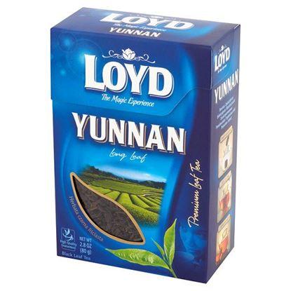 Obrazek Loyd Yunnan Herbata czarna liściasta 80 g