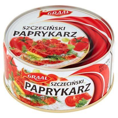Obrazek GRAAL Paprykarz szczeciński 300 g