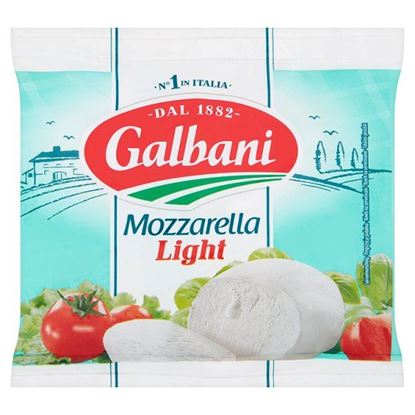 Obrazek Galbani Ser Mozzarella Light 125 g