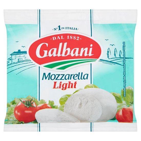 Obrazek Galbani Ser Mozzarella Light 125 g