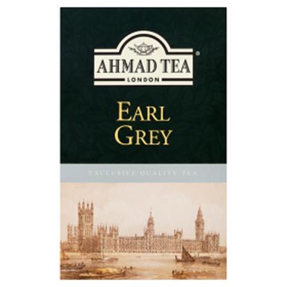 Obrazek Ahmad Tea Earl Grey Herbata czarna 100 g
