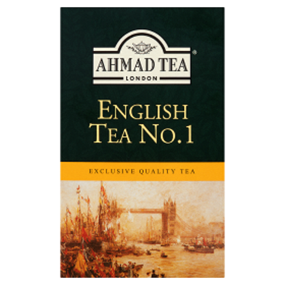 Obrazek Ahmad Tea English No. 1 Herbata czarna 100 g