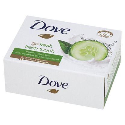 Obrazek Dove Go Fresh Fresh Touch Kremowa kostka myjąca 100 g