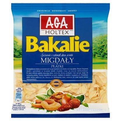 Obrazek Bakalie Migdały płatki 50 g