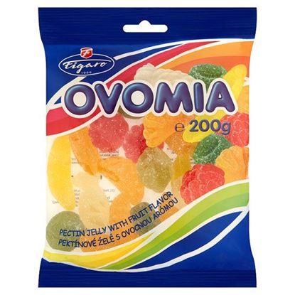 Obrazek Figaro Ovomnia Żelki pektynowe o smaku owocowym 200 g