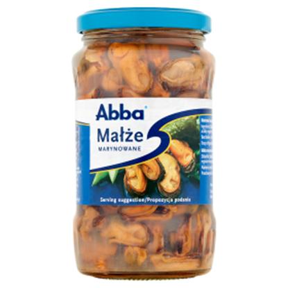 Obrazek Abba Małże marynowane 330 g