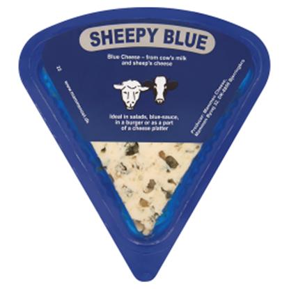 Obrazek Sheepy Blue Duński ser z niebieską pleśnią z dodatkiem mleka owczego 100 g