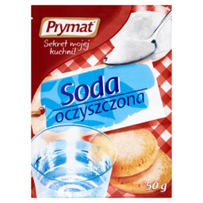 Obrazek Prymat Soda oczyszczona 50 g