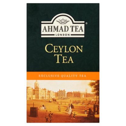 Obrazek Ahmad Tea Ceylon Herbata czarna 100 g