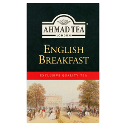Obrazek Ahmad Tea English Breakfast Herbata czarna 100 g