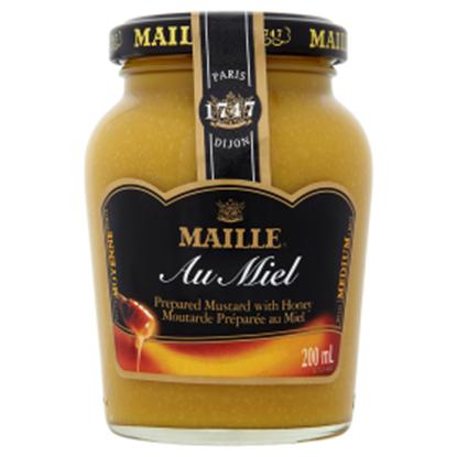 Obrazek Maille Musztarda Dijon miodowa 230 g