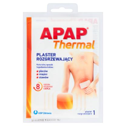 Obrazek Apap Thermal Plaster rozgrzewający