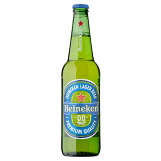 Obrazek Heineken Piwo jasne bezalkoholowe 500 ml