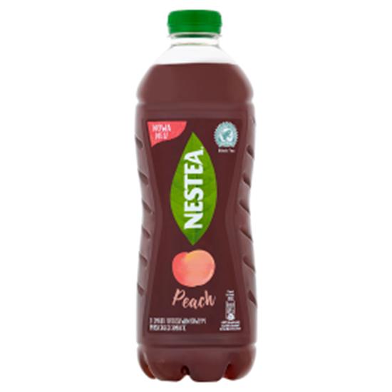 Obrazek Nestea Napój herbaciany niegazowany o smaku brzoskwiniowym 1,25 l