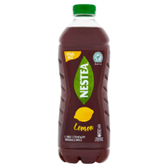 Obrazek Nestea Napój herbaciany niegazowany o smaku cytrynowym 1,25 l