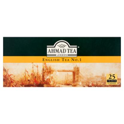Obrazek Ahmad Tea English Tea No. 1 Herbata czarna 50 g (25 torebek)
