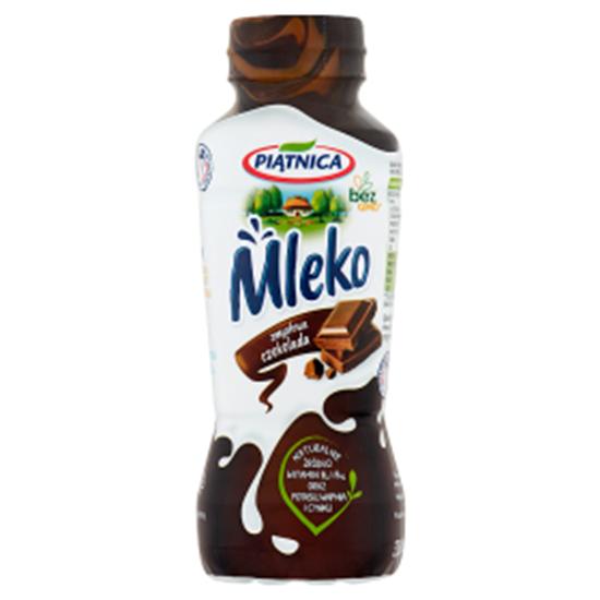 Obrazek Piątnica Mleko zmysłowa czekolada 330 ml