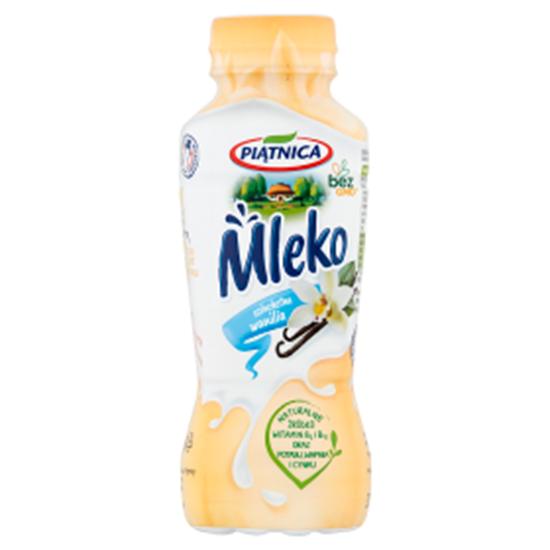 Obrazek Piątnica Mleko szlachetna wanilia 330 ml