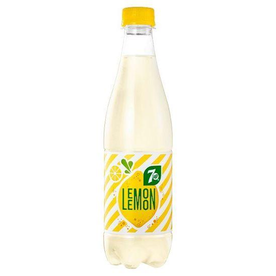 7UP Lemon Napój gazowany smak cytrynowy 500 ml