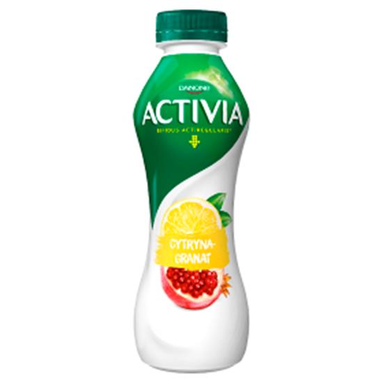 Obrazek Danone Activia Jogurt cytryna granat 280 g