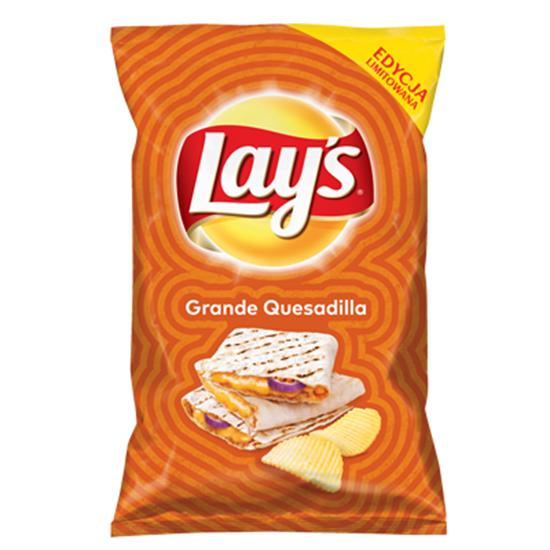 Obrazek Lay's Grande Quesadilla 140 g