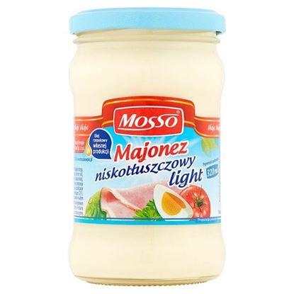 Mosso Majonez niskotłuszczowy light 260 g