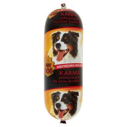 The Best Dog Karma pełnoporcjowa dla psów dorosłych wieprzowo-wołowy 1 kg