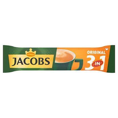 Jacobs Original 3in1 Rozpuszczalny napój kawowy 15,2 g
