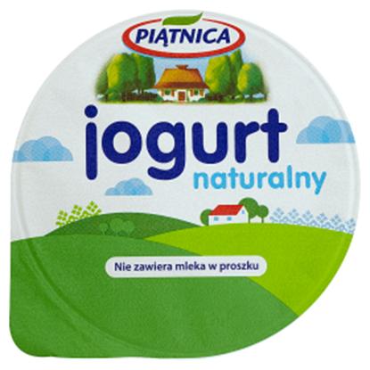 Obrazek Piątnica Jogurt naturalny 150 g