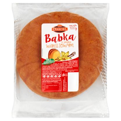 Obrazek Oskroba Babka o smaku waniliowym 400 g