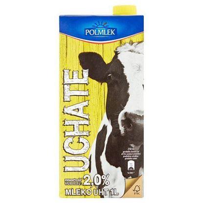 Obrazek Uchate Mleko UHT 2,0% 1 l