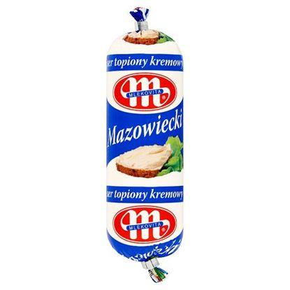 Mlekovita Mazowiecki ser topiony kremowy 100 g