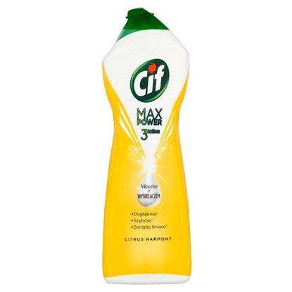 Cif Max Power Citrus Harmony Mleczko z wybielaczem 1001 g