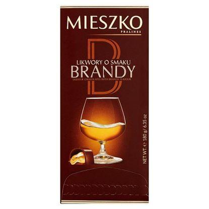 Mieszko Likwory o smaku brandy 180 g